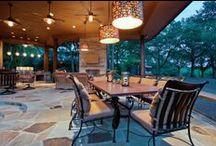 Patios / Amazing patios found at WGRealEstate.com