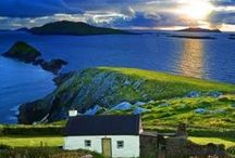 FÁILTE   Ierland / Ontdek Ierland! Een land vol prachtige kustroutes en bijzondere bezienswaardigheden. Voor ongerepte natuur en cultureel historische erfgoederen ben je in dit land op de juiste plek.