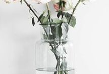 Flowers / Flowers and vases