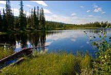 TERVETULOA   Finland / Finland staat beter bekend als land der duizend meren. Geniet van de prachtige Finse wateren!