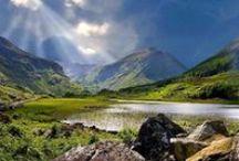 Irland, Scotland