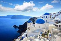 ♒ Santorini, Griechenland ♒ / Fototipps - So entstehen tolle Urlaubsfotos: blog.foto.at/... #urlab #fototipps #fotoat #santorini #griechenland