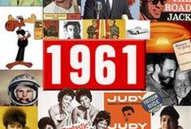 1961 year I was Born / by Francis Yusaitis