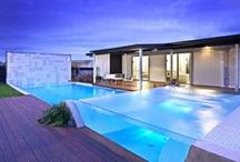 Collection: Acrylic Pools / Ideas for great pools made with acrylic glass