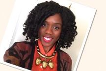 My Crochet Braids! / My Crochet Braids with Marley Hair and Freetress Water Wave.