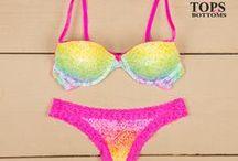 Colores Tops / Encuentra mucha más ropa interior cómoda y divertida en  www.topsandbottoms.com