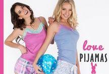 Pijamas Tops and Bottoms / Dulces sueños