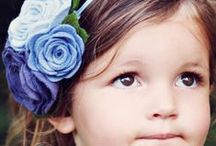 Headbands, flowers and other hair embellishment