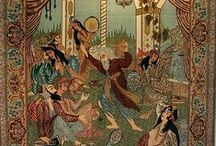 SHEHRAZADE / A REFUGE FOR  ART LOVERS.....