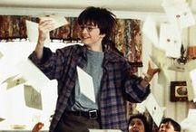 "⚡️""I gotta get back to Hogwarts!""⚡️"