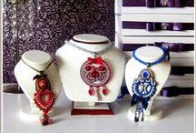 my soutache jewellery