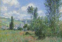 Monet's Sense of Light