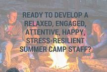 Mindful Life for Camp Staff
