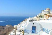 KALOS IRTHATE   Griekenland / In Griekenland geniet je van het echte mediterrane leven. Ontdek je de eilandjes die elk hun eigen sfeer hebben? Of laat je je verrassen door het vasteland, met de kloosters van Meteora en het Orakel van Delphi?