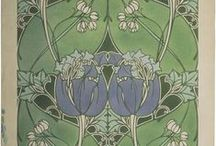 Arts & Crafts Movement: Patterns / Patterns for Wallpaper and Textiles