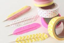 DIY: Washi Tape Crafts