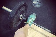 Workout Stuff / by Kaylee Sherwood