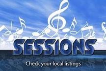 Sessions / Sessions is hosted by Melanie Walker and features both national and international Gospel music artists.