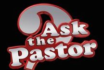 Ask the Pastor / Ask the Pastor is one of our most popular programs where viewers can phone, write, or email in questions about the bible or the Christian way. These questions get answered live on air by a panel of pastors from local churches.