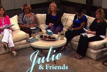 Julie & Friends / Join Julie along with special guests Monday through Friday at 3p/2c as they discuss challenging issues facing women today, share their favorite recipes in easy to follow cooking segments, interview guests and so much more! Join us for a must-see half-hour that will start your afternoon off right!