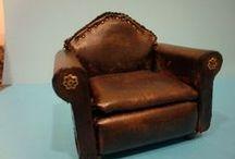 mini chair / by Debbie Kitasato