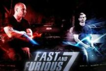 Fast and furious 7 / by Nevaeh Widstrom
