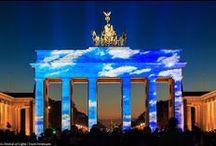 Brandenburger Tor / Brandenburg Gate @ Berlin FESTIVAL OF LIGHTS