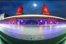 Oberbaumbruecke / Oberbaum Bridge @ Berlin FESTIVAL OF LIGHTS