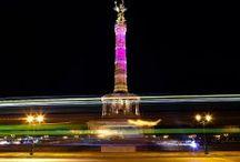 Siegessaeule / Victory Column @ Berlin FESTIVAL OF LIGHTS