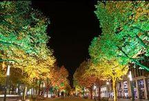 Unter den Linden @ Berlin FESTIVAL OF LIGHTS