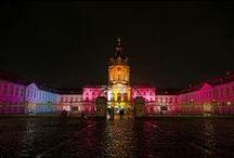 Schloss Charlottenburg / Charlottenburg Palace @ Berlin FESTIVAL OF LIGHTS