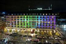 Hotel Adlon Kempinski @ Berlin FESTIVAL OF LIGHTS