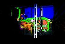 Kraftwerk Rummelsburg / Power Station Rummelsburg @ Berlin FESTIVAL OF LIGHTS
