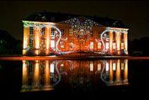 Schloss Friedrichsfelde / Friedrichsfelde Palace @ Berlin FESTIVAL OF LIGHTS