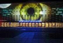 Tempelhofer Freiheit @ Berlin FESTIVAL OF LIGHTS