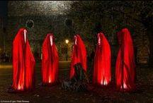 Waechter der Zeit / Time Guardians @ Berlin FESTIVAL OF LIGHTS