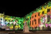 Humboldt-Universitaet / Humboldt University @ Berlin FESTIVAL OF LIGHTS