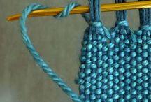 Tricot, crochet...