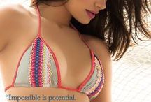 Beauty Needs No Explanation / Great Bikini Finds