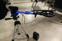3D scanning / I'm making and testing 3D scanner