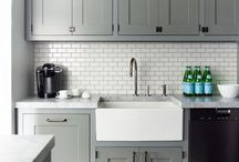 Kitchen ideas. / We're going to renovate kitchen at our summer house. Just trying to decide what kind of kitchen it will be.