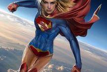 Supergirl / Supergirl - Best of all the female superheros.