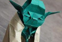 origami-kirigami / by Delice Delice