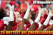 NFL Cheerleaders - SMAG / The gorgeous ladies of the NFL