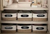 Organization GROUP BOARD / Organization tips from the pros! If you are an organization blogger or professional and you would like to pin with us, please contact kelly@chickadeeanrtandco.com / by Chickadee Art and Company