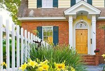 Curb appeal / You never get a second chance to not give a crap about making a good first impression.