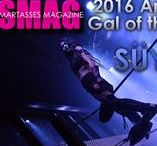 Amazing Gal of the Year 2016 - Su Yung / Fans Choice for Smartasses Magazine's 2016 Amazing Gal of the Year