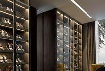 Шкафы и гардеробные комнаты