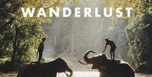 Wanderlust / Adventures