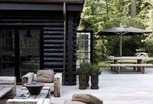 Inspiring Outdoor Spaces / Inspirational ideas for modern alfresco living